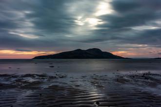 Morning drama across Lamlash Bay