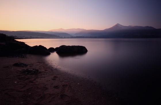 Pastel Sunset, Brodick Bay.jpg