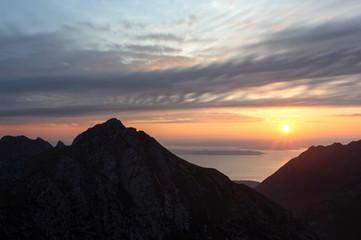 A'Chir sunrise