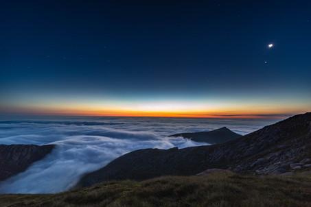 Dawn Inversion, Caisteal Abhail