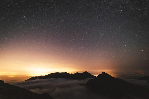 Inversion by starlight