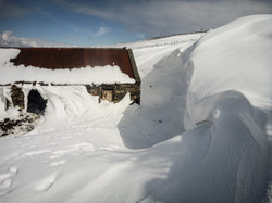 The big snow - March 2013