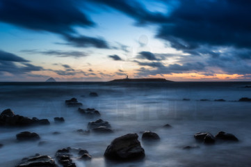 Blue Hour, Kildonan