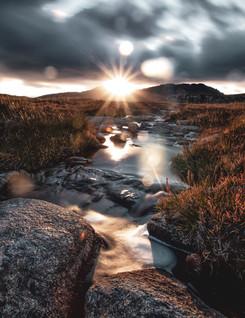 Beinn Nuis, Sun Flares