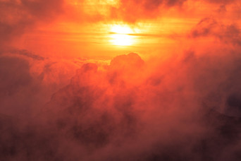 Cir Mhor in the heavens