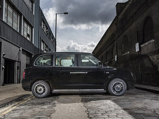 London Taxis Going Electric