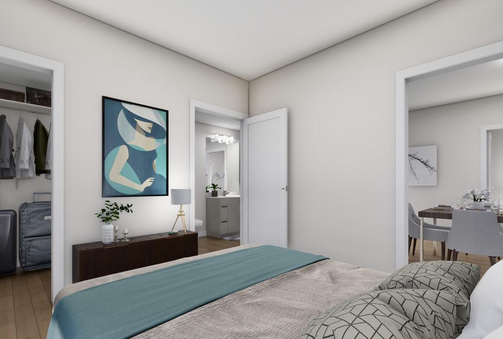 Unit D_Bedroom