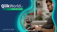 Cinco novidades da Qlik apresentadas no QlikWord 2020