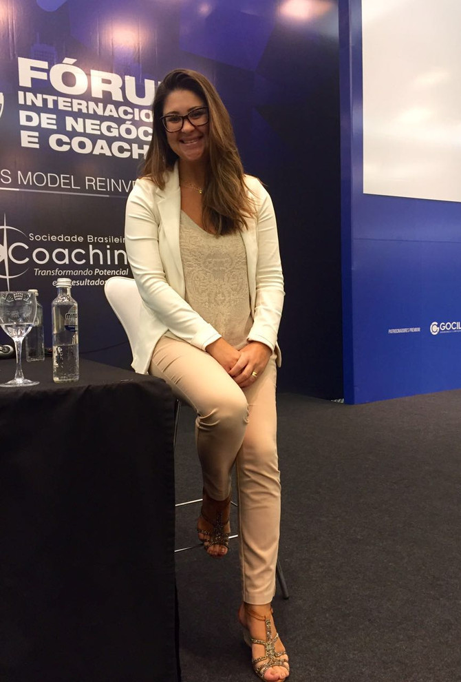 A3P marca presença no Fórum Internacional de Negócios e Coaching em São Paulo