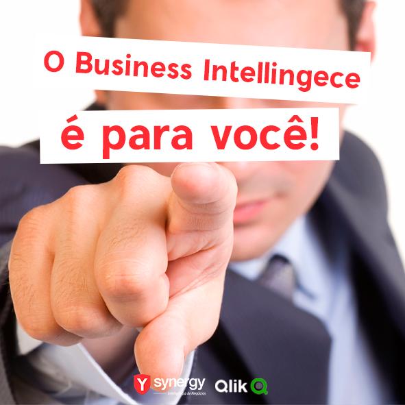 Empresário, o BI é para a sua empresa sim!