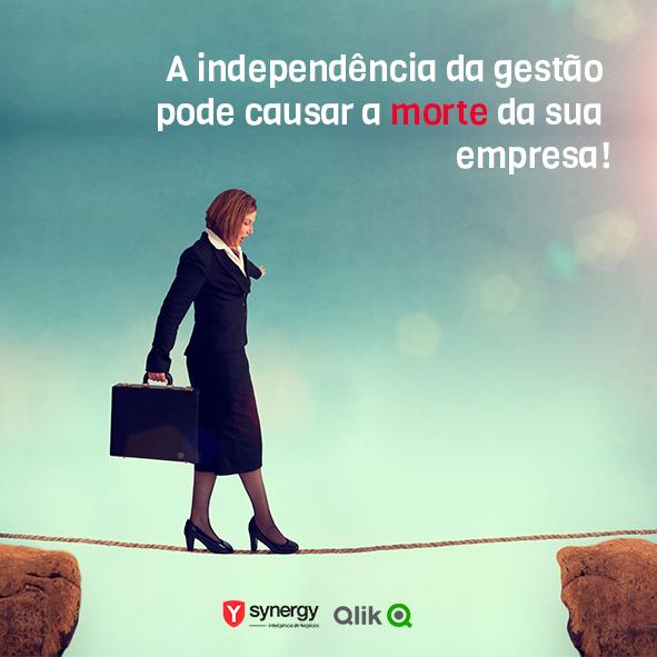 A independência da gestão pode causar a morte da sua empresa!