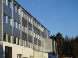 Valmets nya kontorsbyggnad
