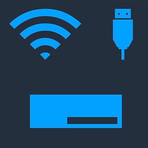 External Drive Setup / Configuration