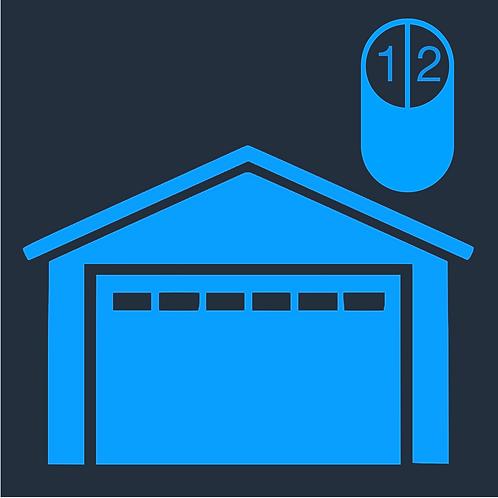 Smart Garage Door Programming