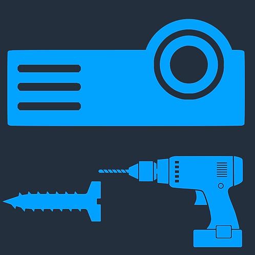Projector Installation / Configuration