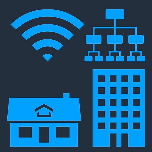 Wi-Fi, Network Setup / Configuration