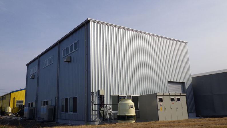 システム建築倉庫