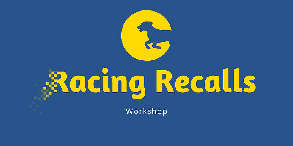 Racing Recalls Workshop (with Cleveland Dogs) PM