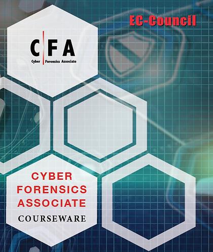 EC- Council CFA Certified Forensics Associate
