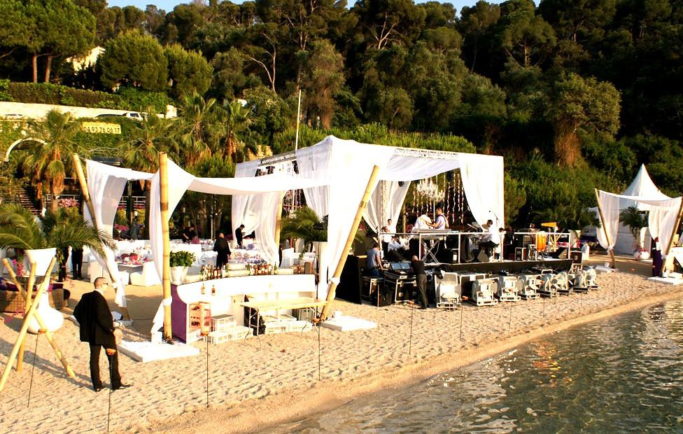 Beach Wedding Venue plage de passable