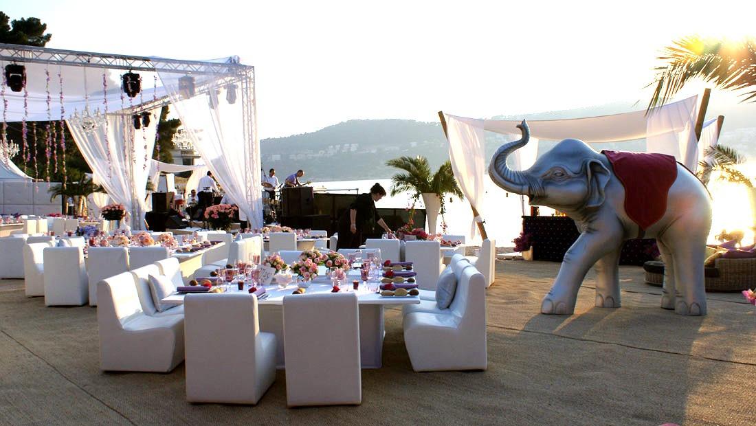 plage de passable Pre-Wedding Party