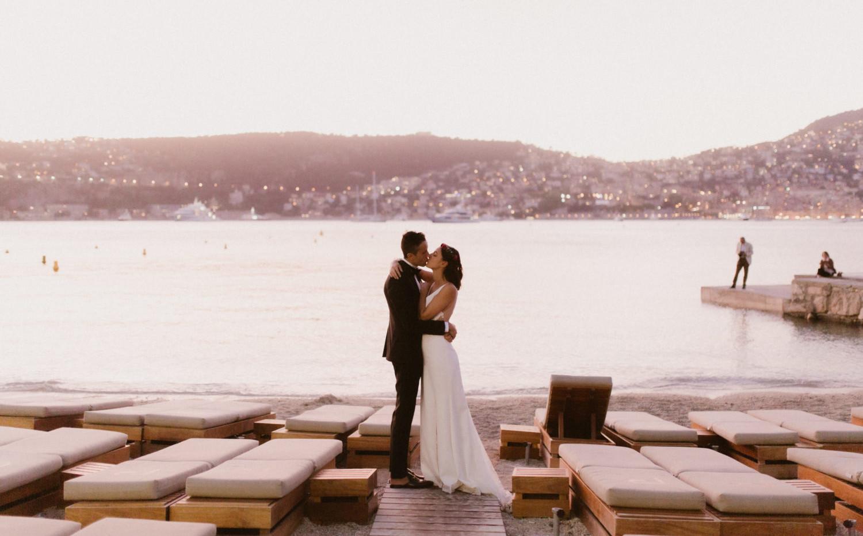 Wedding Saint Jean Cap Ferrat