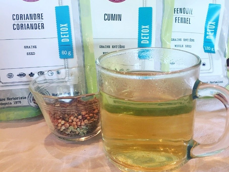 CCF Tea - the Miracle Digestive Aid!