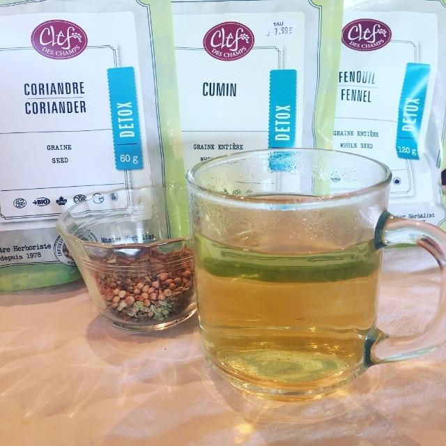 Digestive CCF tea Ayurveda