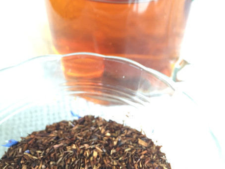 HAVE YOU HEARD OF THE MANY BENEFITS OF ROOIBOS TEA?