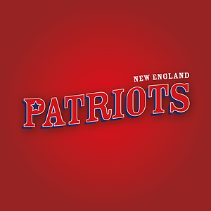 New England Patriots, NFL Logo Redesign | Little Pixel Creative | Graphic Design Oxfordshire