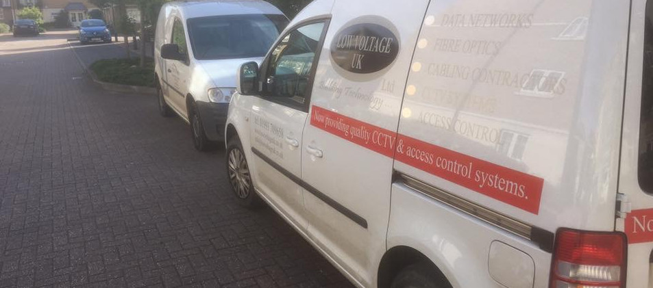 Low Voltage UK Ltd Vans
