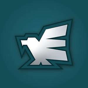 Philadelphia Eagles, NFL Logo Redesign | Little Pixel Creative | Graphic Design Oxfordshire