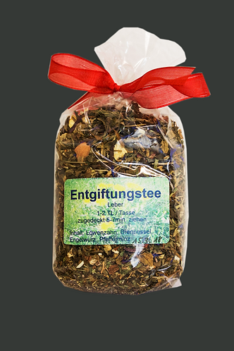 Entgiftungstee