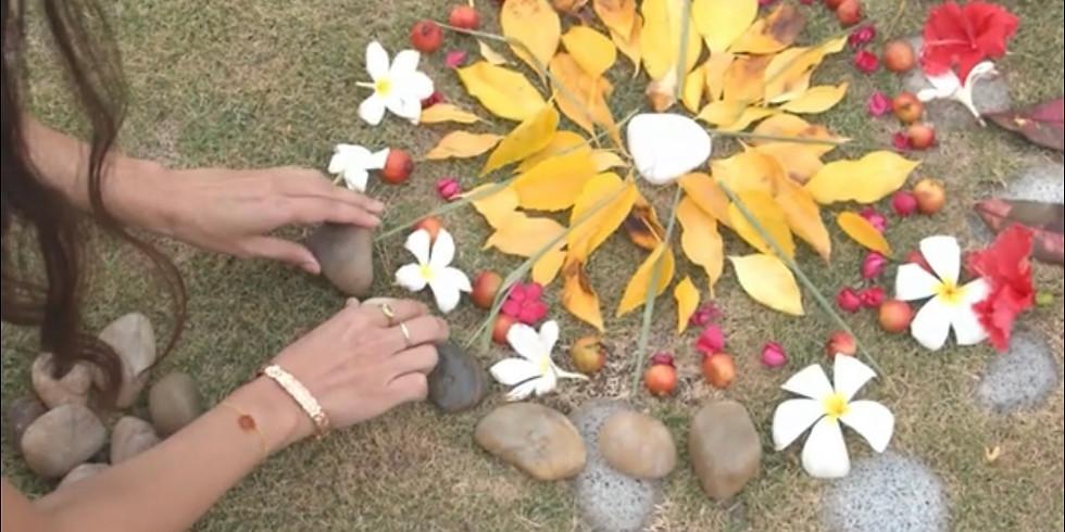 February Nature Mandala Event