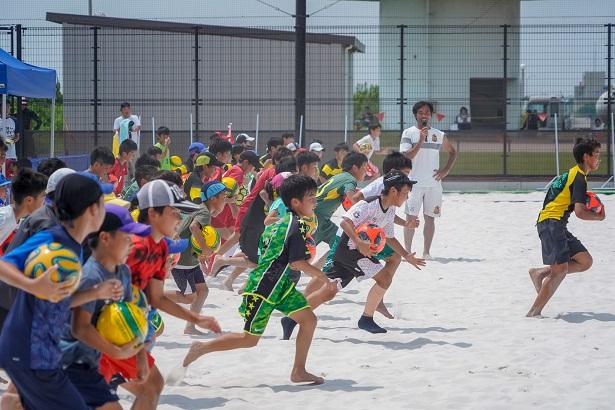 KSHビーチフェスタ~第3回KSHカップ~