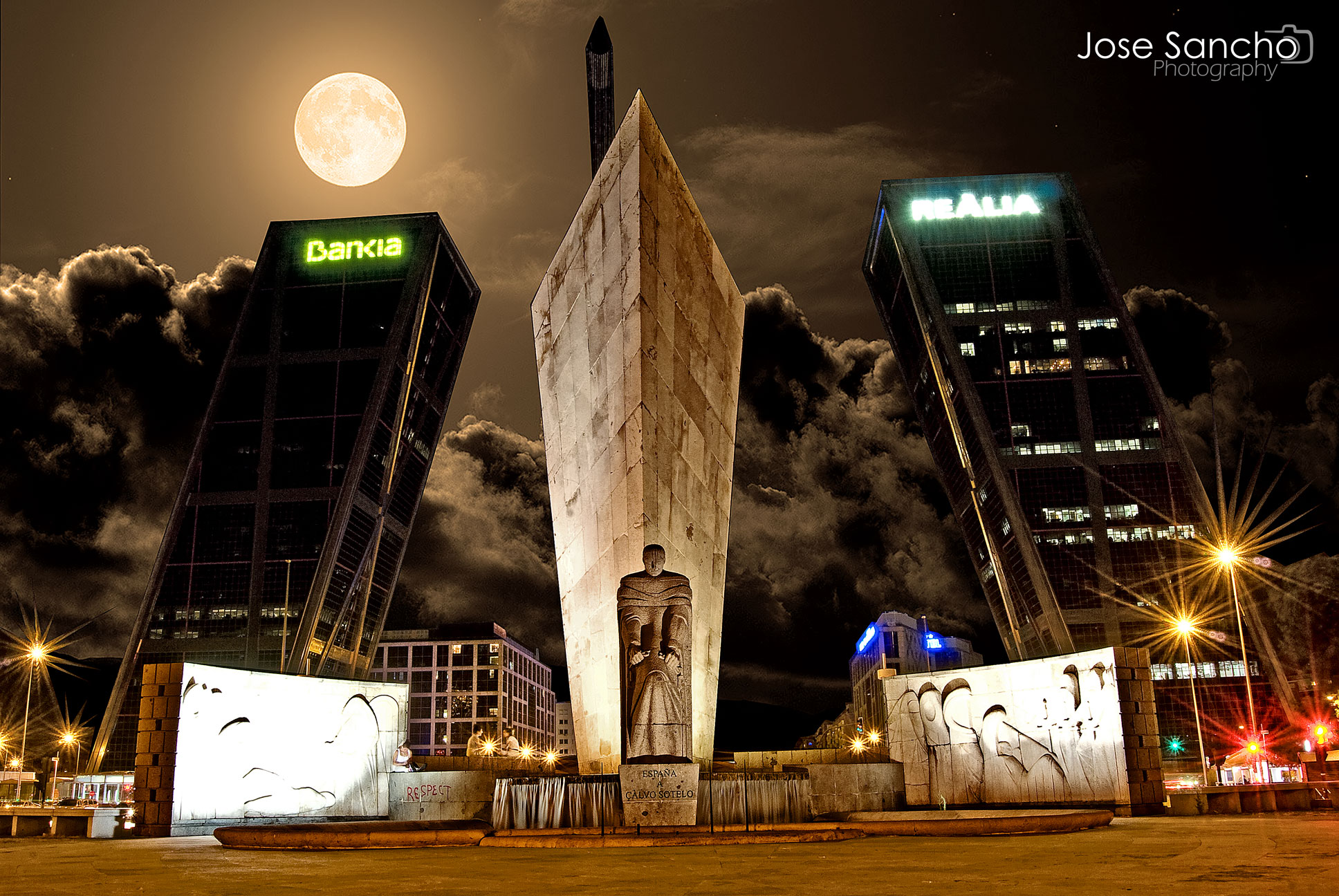 Plaza Castilla - Jose Sancho Photography