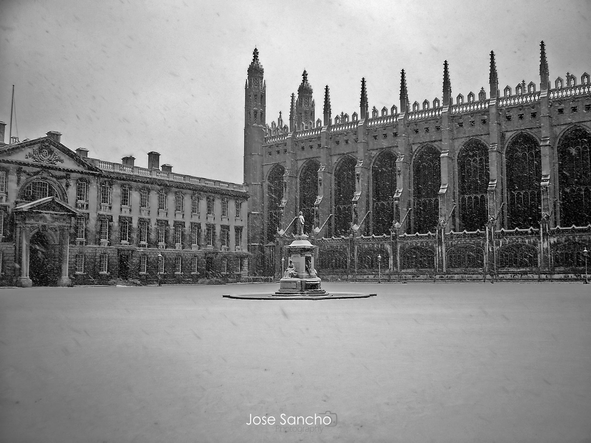 King´s College - Jose Sancho Photography