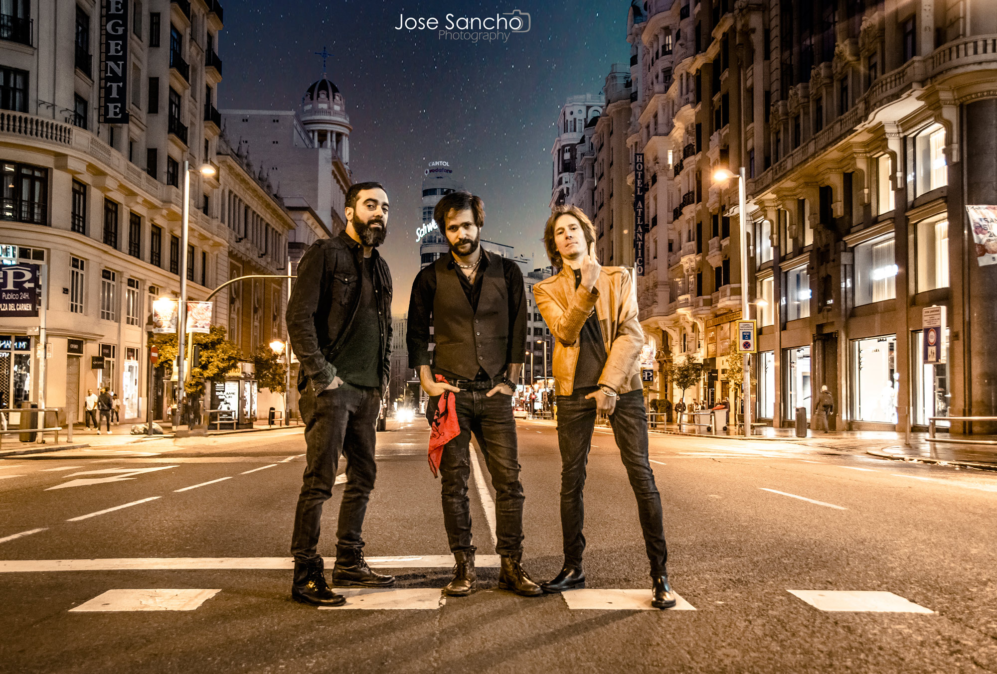 Jack n Lies - Jose Sancho Photography