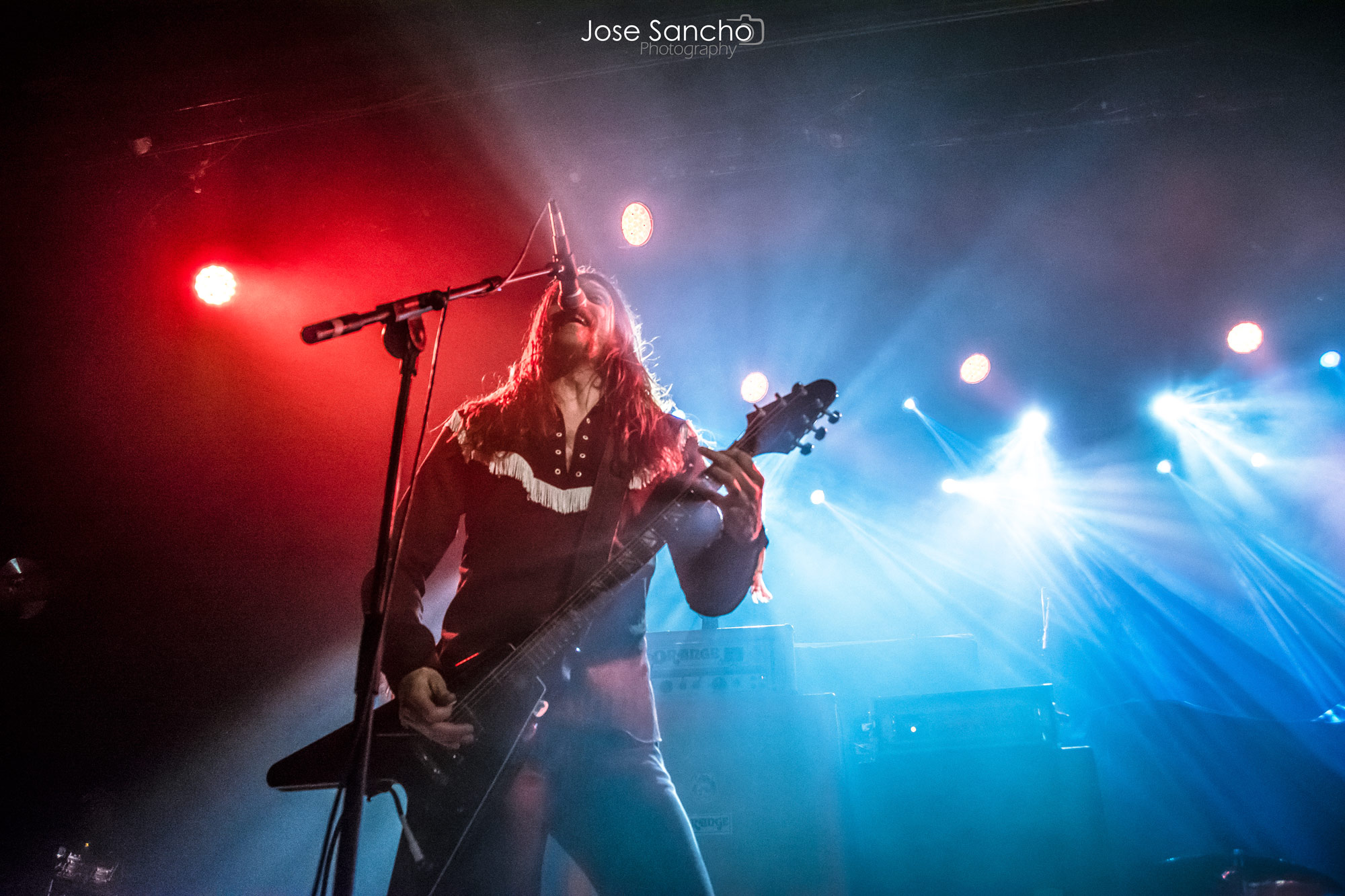 Monolord - Jose Sancho Photography