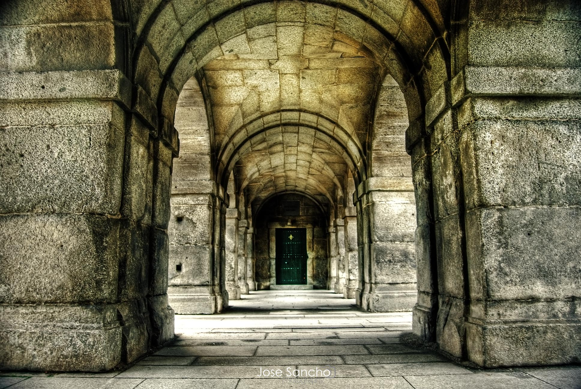 El Escorial - Jose Sancho Photography