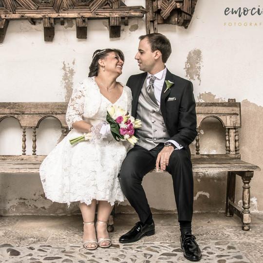 Andres y Bea