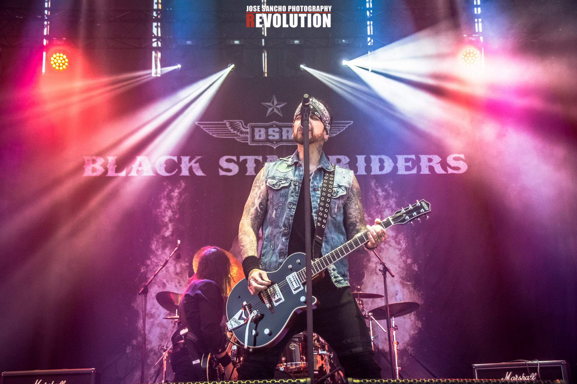 Black Star Riders - Jose Sancho Photography