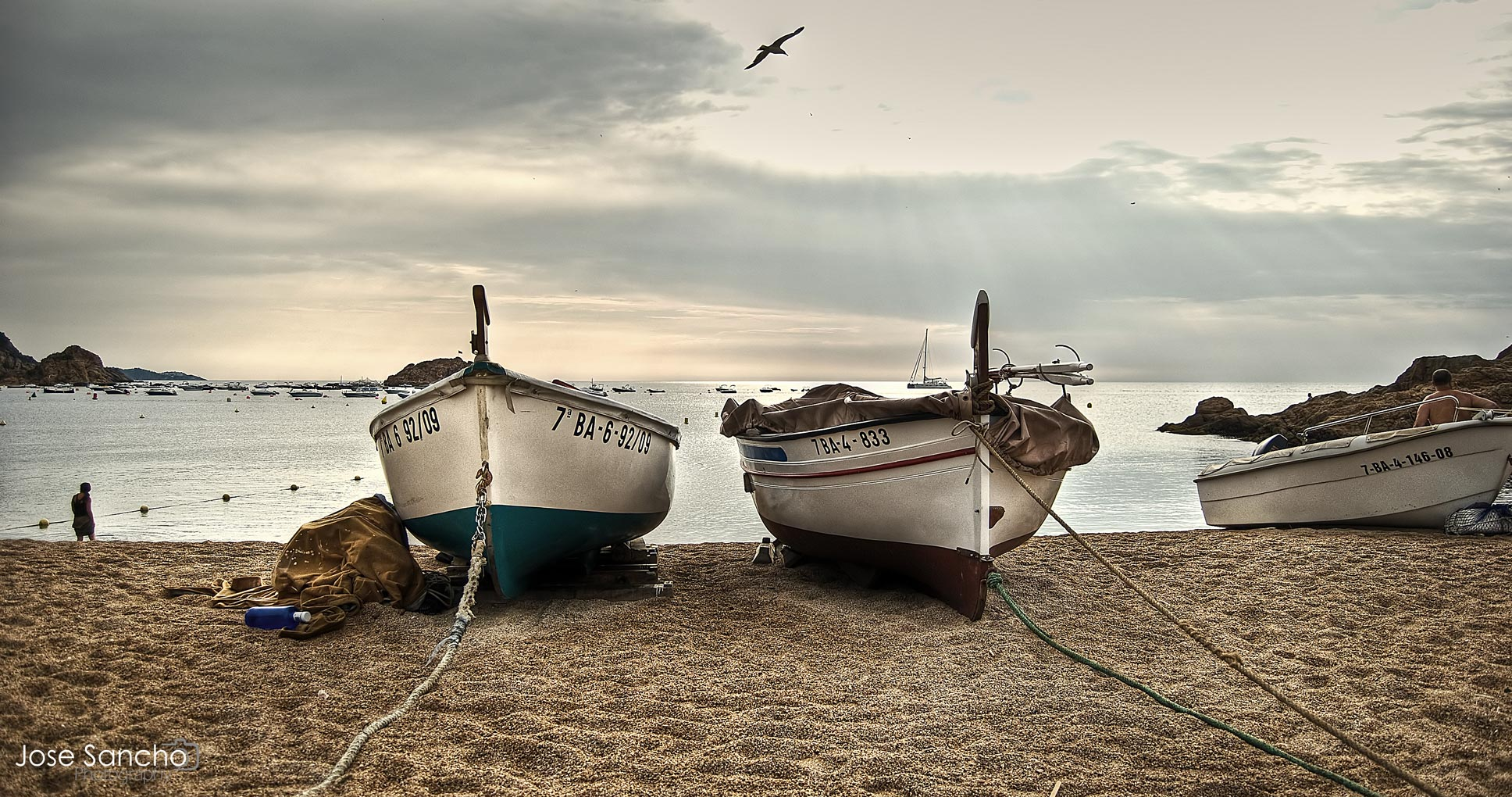 Barcas - Jose Sancho Photography