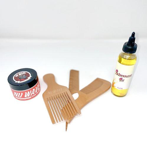 Beard Essentials Bundle