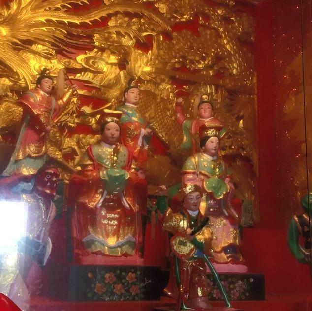 福澳境白馬尊王廟