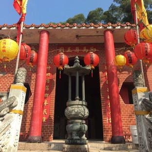 珠螺境白馬尊王廟