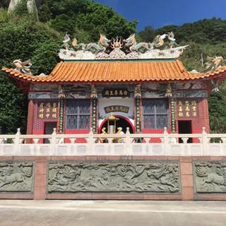 白馬尊王廟