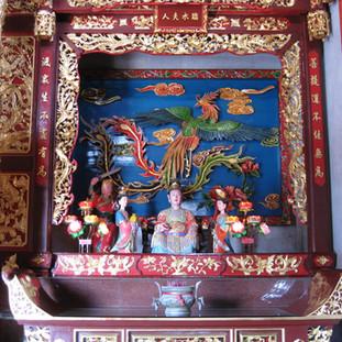 梅石境高王爺廟