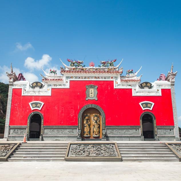 牛峰境五靈公廟
