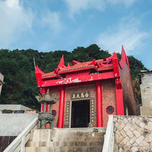 橋仔境白馬大王廟